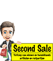 Second Sale Logo